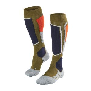 Falke-SK2-The-Boot-Bus-olive-navy-grey-ski-socks-zoom