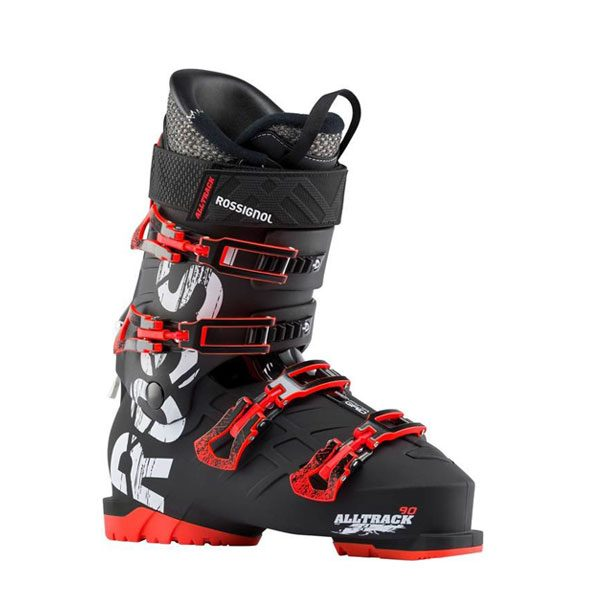 ROSSIGNOL-ALLTRACK-90-BLACK-RED-THE-BOOT-BUS-FRONT-SIDE