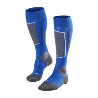 Falke-SK4-The-Boot-Bus-Blue--grey-ski-socks-zoom