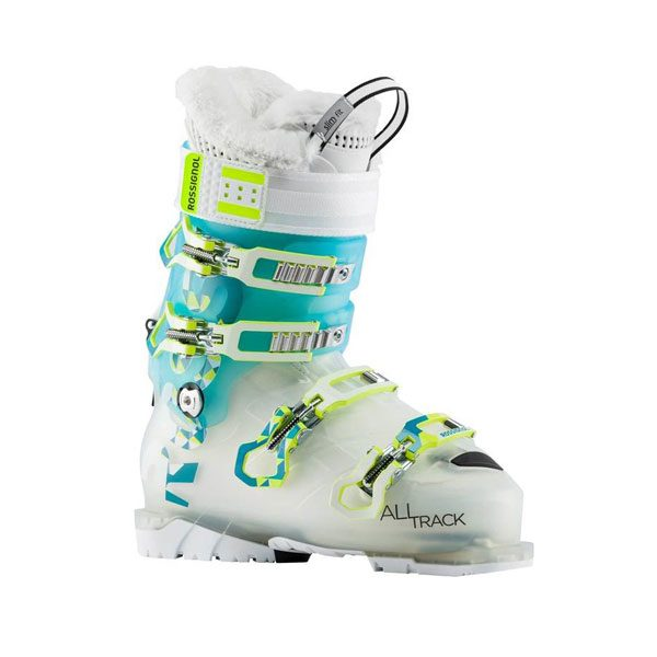 ROSSIGNOL-ALLTRACK-PRO-80-WOMENS-TRANSPARENT-MINT-THE-BOOT-BUS-FRONT-SIDE