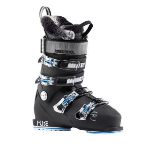 ROSSIGNOL-PURE-ELITE-90-NIGHT-BLACK-THE-BOOT-BUS-FRONT-SIDE-WOMENS